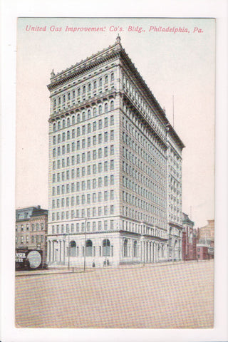 PA, Philadelphia - United Gas Improvement Co Bldg - CP0154