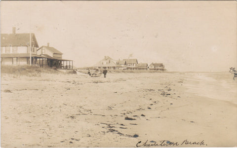 RI, Charlestown Beach - Beach front homes (ONLY Digital Copy Avail) - S01781