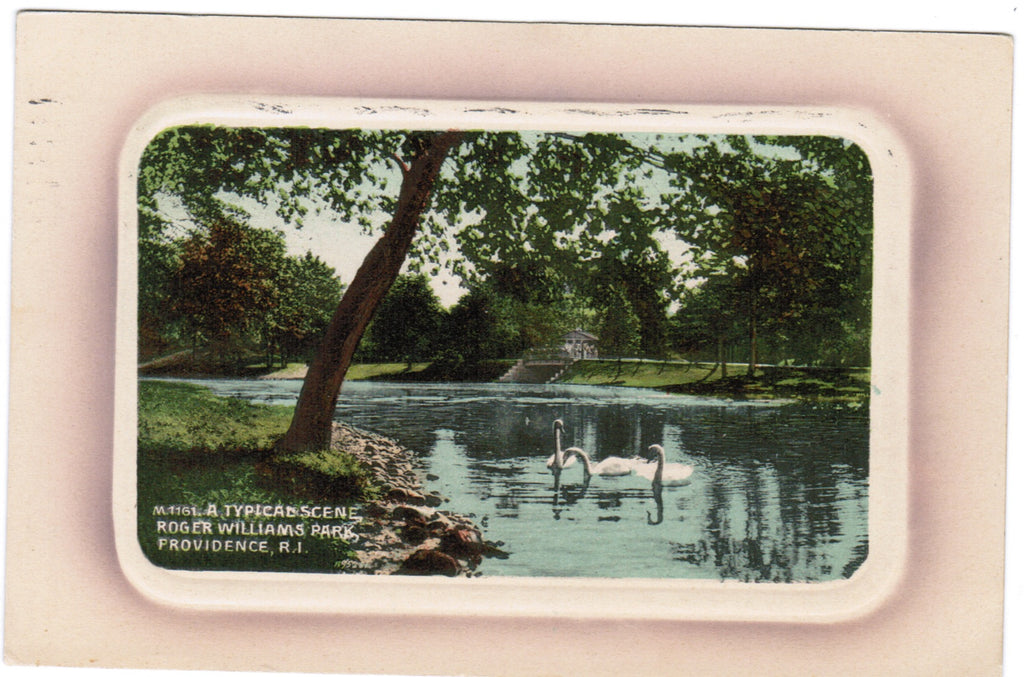 RI, Providence - Roger Williams Park (ONLY Digital Copy Avail) - E04279