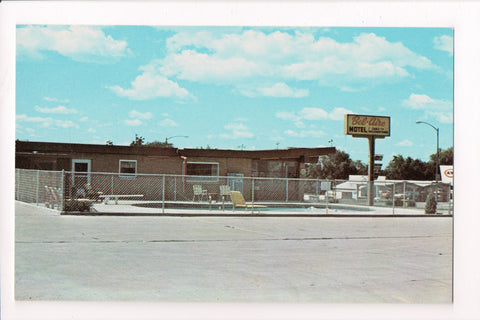 SD, Pierre - Bel Aire Motel - Highway 14 and 83 - State Publishing Co - 800102