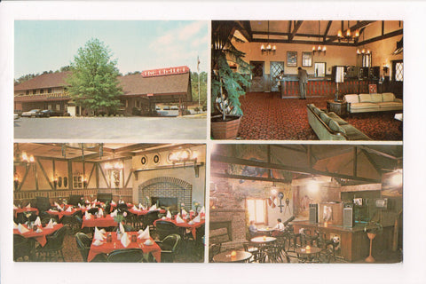TN, Cleveland - Quality Inns, Chalet Motel, THE PUB interior - w00067