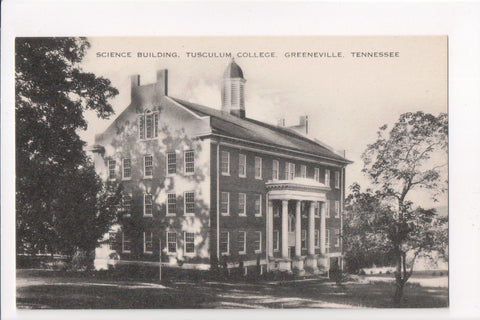 TN, Greeneville - Tusculum College, Science Building - w01474