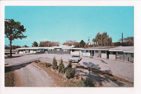TN, Knoxville - Arrow Motel, vintage postcard - 800109