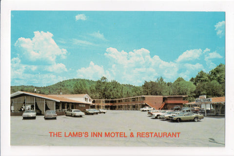 TN, Lake City - Lambs Inn Motel, Restaurant - B08234
