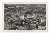 VA, Danville - Business District BEV postcard - B17198