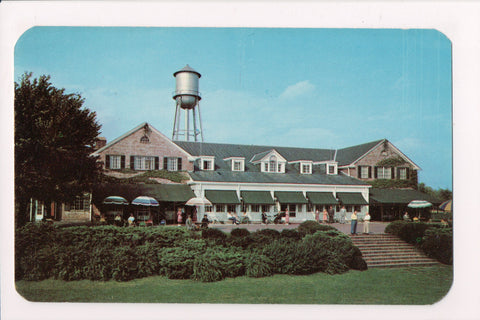 PA, Allentown - Lehigh Country Club, water tower postcard - w03033