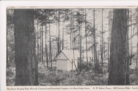 WA, Seattle - ROSE LODGE, B W Baker prop (ONLY Digital Copy Avail) - B11146