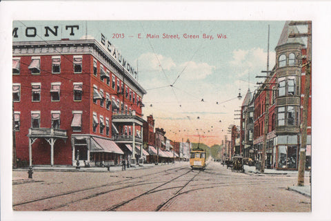 WI, Green Bay - E Main St, E A Bishop (ONLY Digital Copy Avail) - C08078