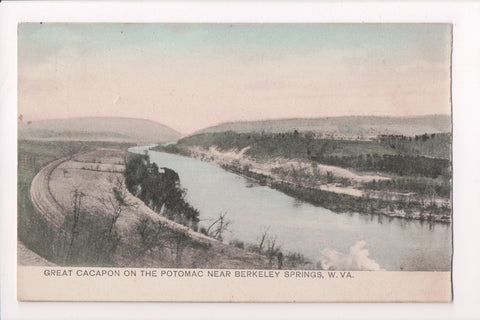 WV, Berkeley Springs - Great Cacapon on Potomac (ONLY Digital Copy Avail) - F09085