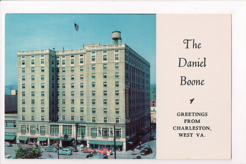 WV, Charleston - Daniel Boone (The), Hotel - 465 rooms with bath - w02944