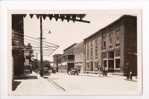 WV, Franklin - Street Scene, Franklin Hotel (ONLY Digital Copy Avail) - C17742