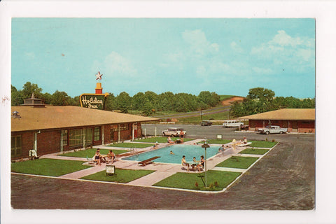 AL, Ozark - HOLIDAY INN postcard - US Highway 231 Bypass - C08271