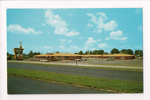 NC, Fayetteville - HOLIDAY INN postcard - US 301 South - D05490