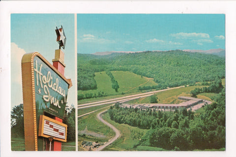 KY, Corbin - HOLIDAY INN postcard - Interstate 75 and US 25W - w02043