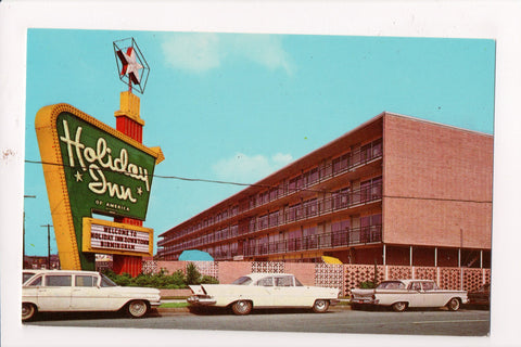 AL, Birmingham - HOLIDAY INN postcard - Downtown Location - w02046
