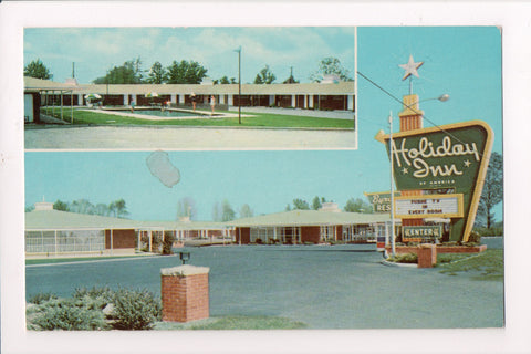 SC, Allendale - HOLIDAY INN postcard - US 301 North - @1966 - w02053