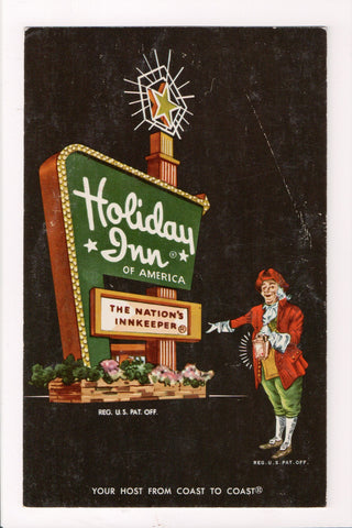 NE, Kearney - HOLIDAY INN postcard - 301 S 2nd Ave (Hwy 10) - w02054