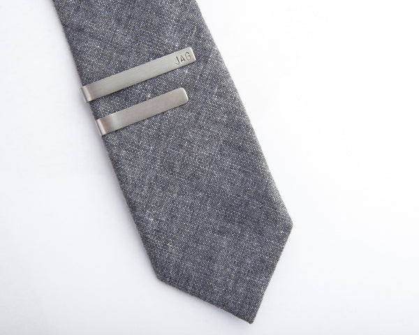 e9abf6d08ca6 Stainless Steel Tie Clip – Pixley Pressed