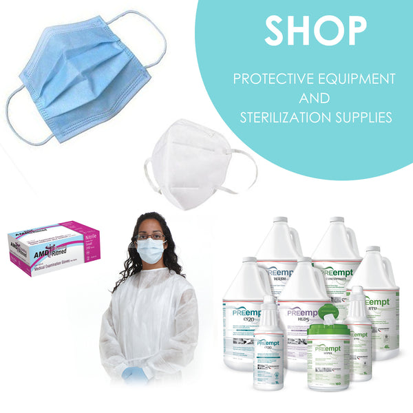 PERSONAL PROTECTIVE EQUIPMENT AND ESSENTIAL SUPPLIES