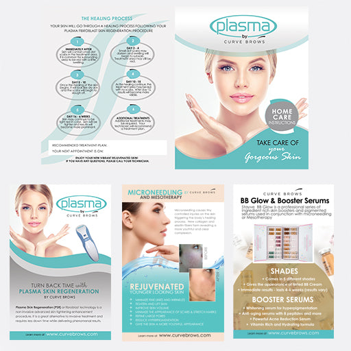 SKIN PRINTED & MARKETING MATERIAL