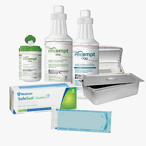 STERILIZATION AND STATION SUPPLIES