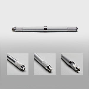 THREE IN ONE HEAD MANUAL PEN