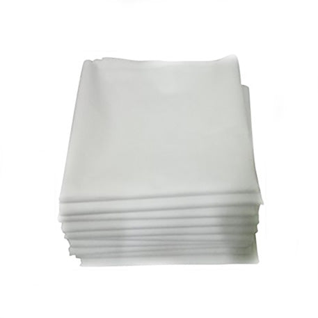 NON WOVEN DISPOSABLE BED SHEETS (10 PIECES)