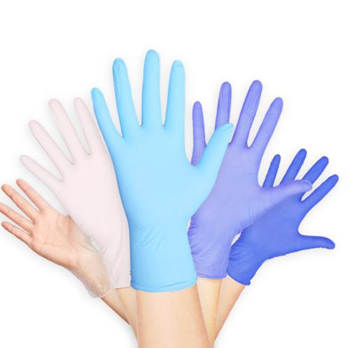LATEX GLOVES (100 PIECES / 50 PAIRS PER BOX)