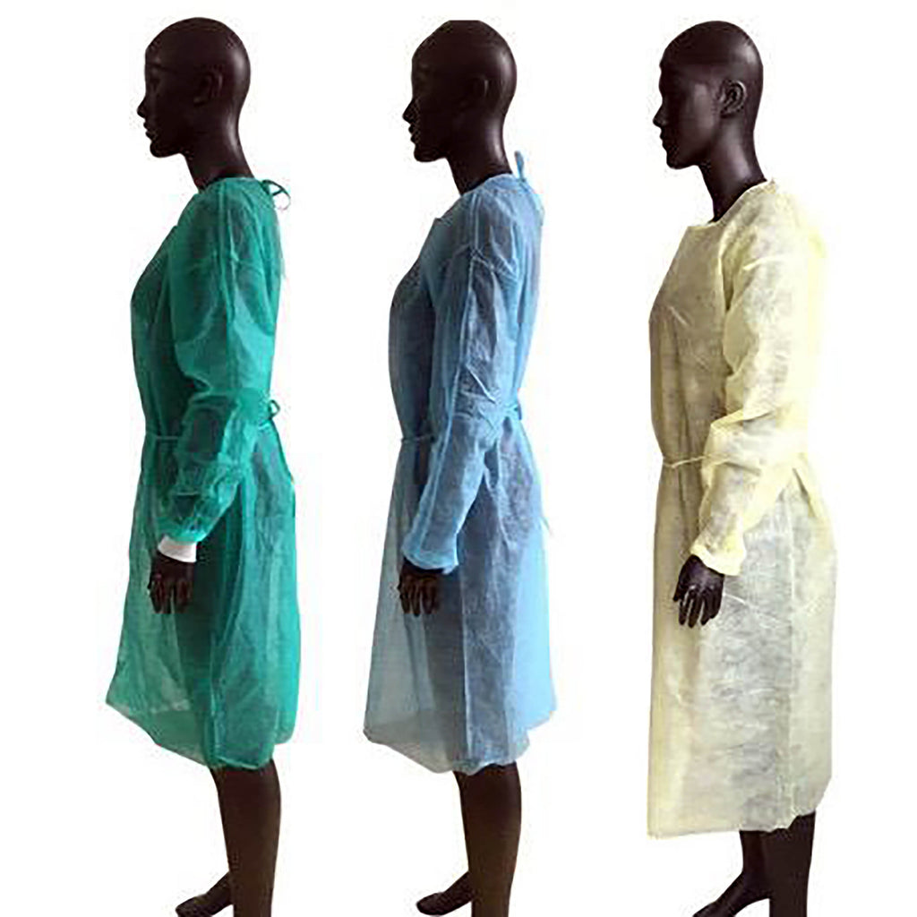 DISPOSABLE ISOLATION GOWN  (LEVEL 1)
