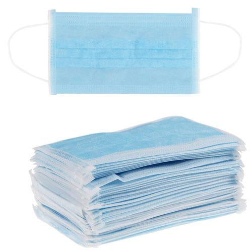 DISPOSABLE SURGICAL MASK 4-PLY