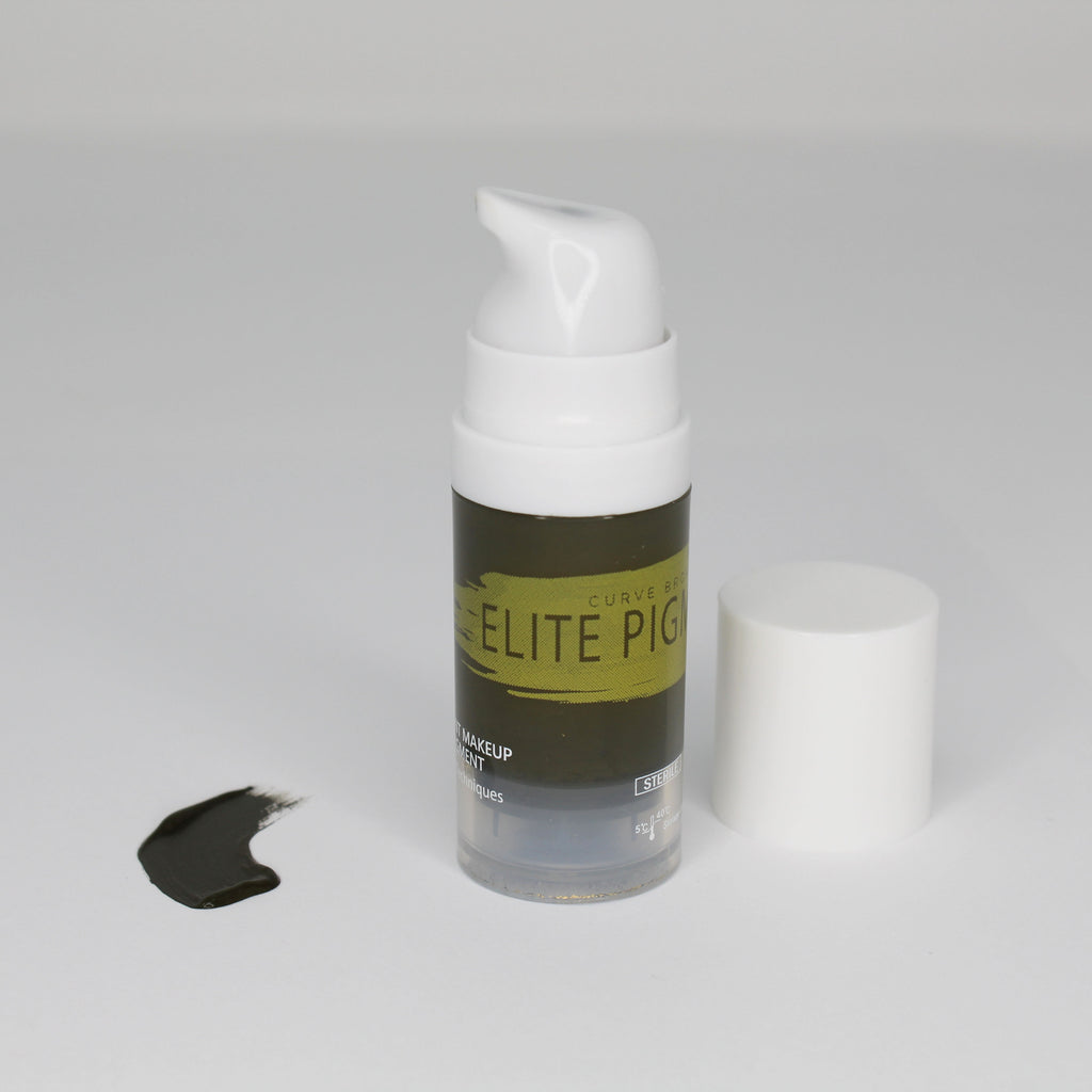 ELITE PMU MACHINE PIGMENT DARK BROWN 10 ML