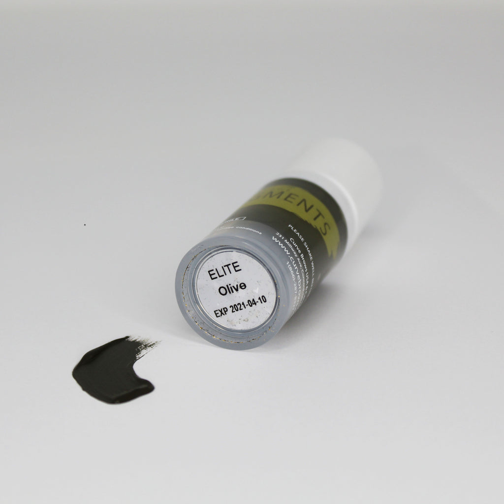 ELITE PMU MACHINE PIGMENT OLIVE 10 ML