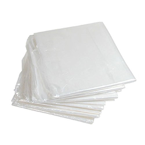 PLASTIC DISPOSABLE BED SHEETS (25 PIECES)