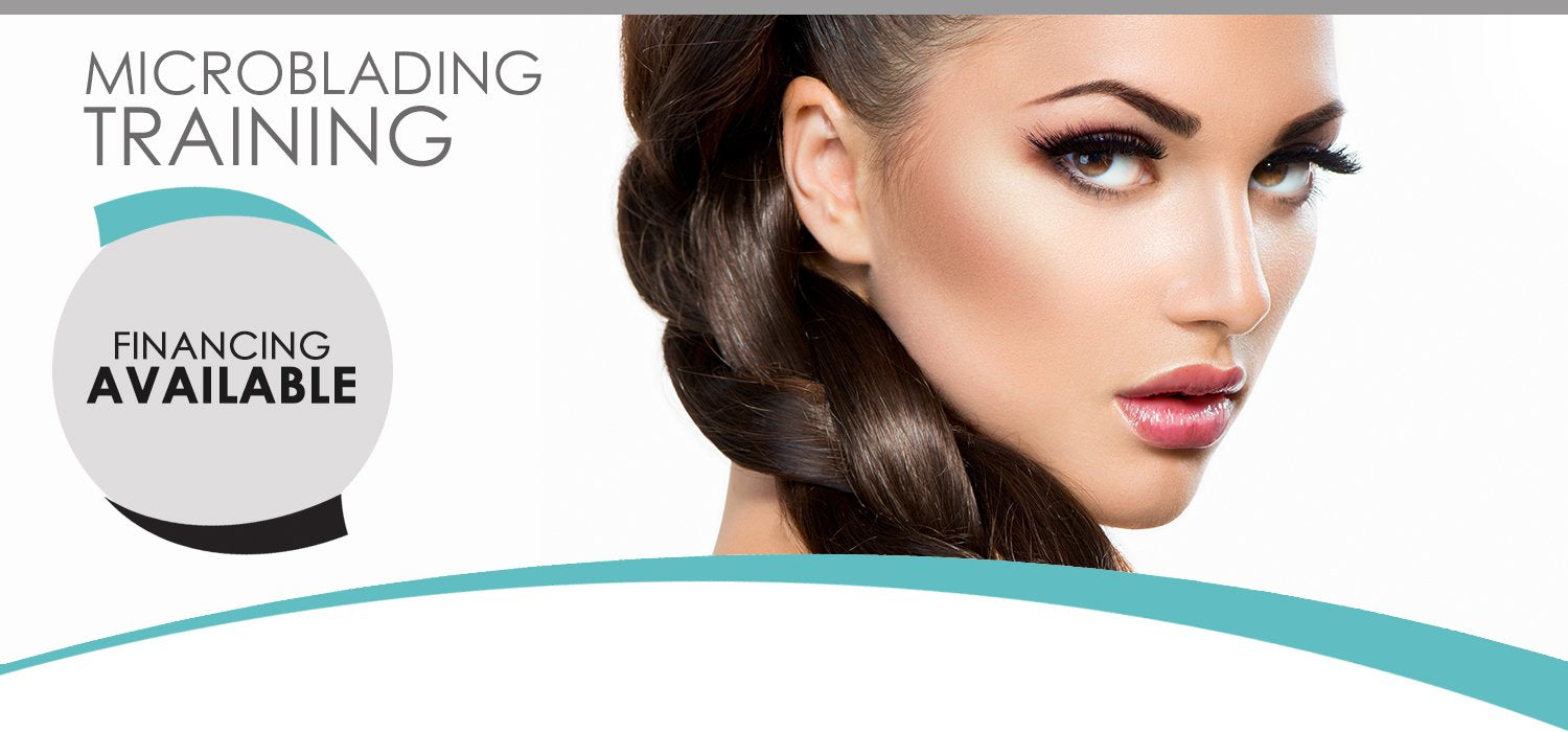 Microblading and shading training