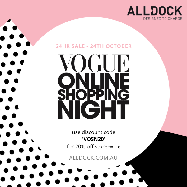 VOGUE SHOPPING NIGHT