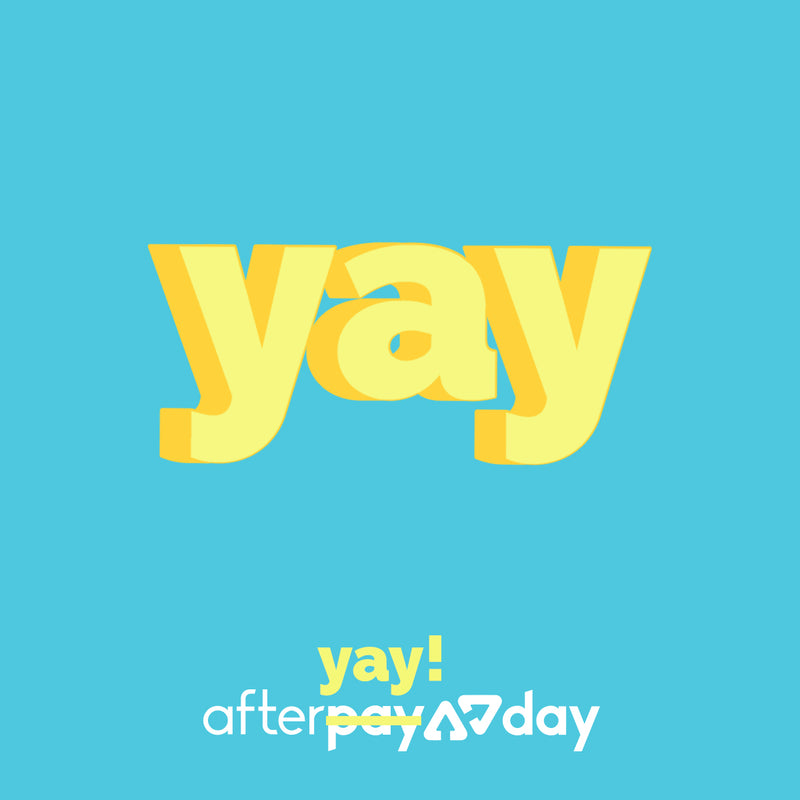 AFTERYAY DAY 20% DISCOUNT STORE WIDE