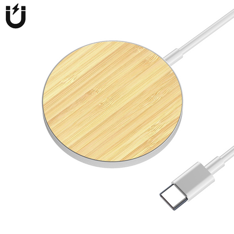 MAGLuxe Magnetic Wireless Pad - Bamboo