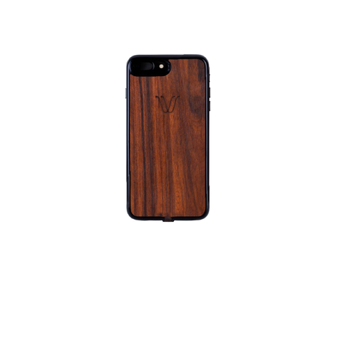 Woodie Wireless iPhone 6 Cover Rosewood