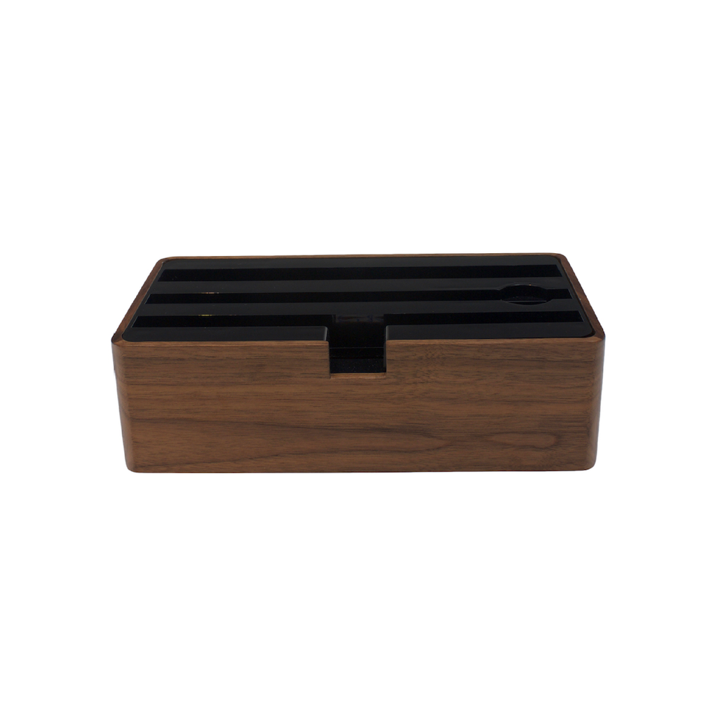 D Dock Walnut & Black