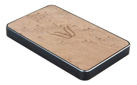 Woodie Wireless Power Bank Erable
