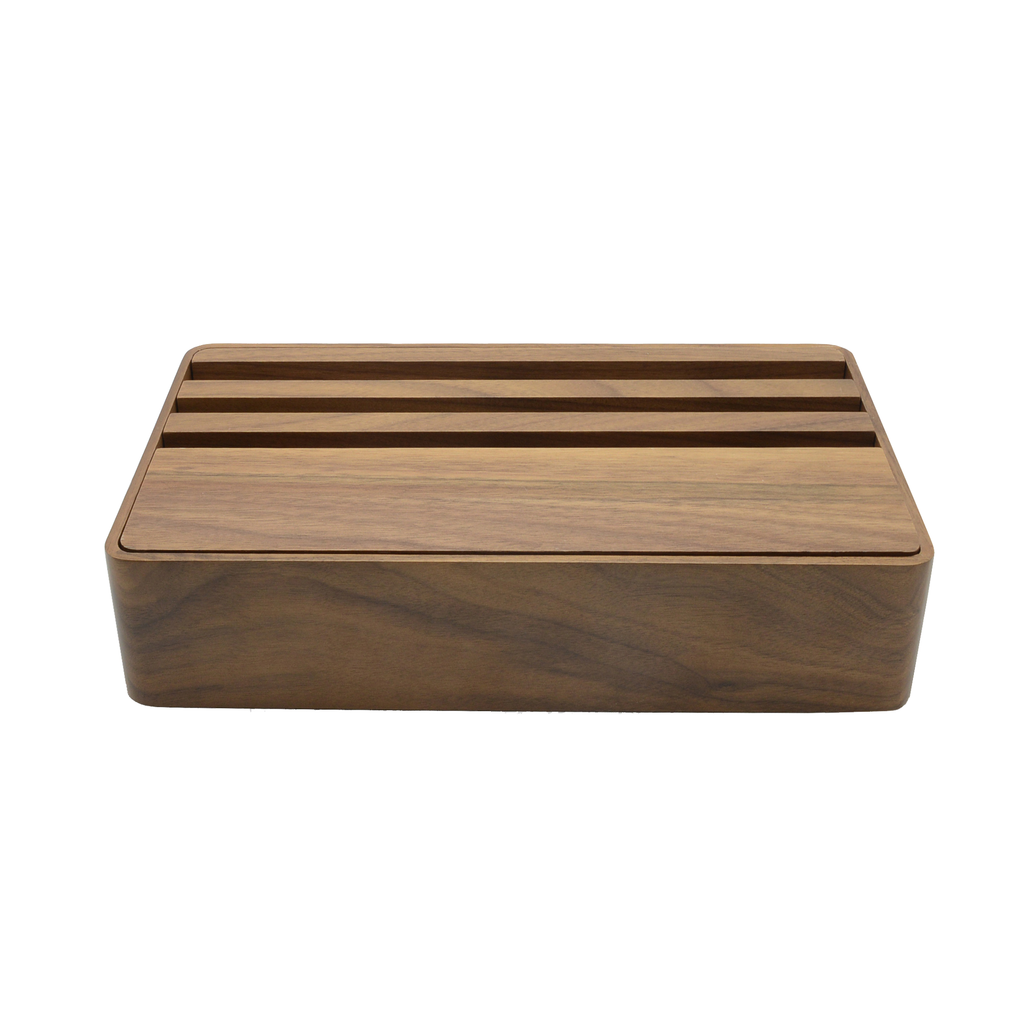 ALLDOCK Wireless FAMILY Walnut