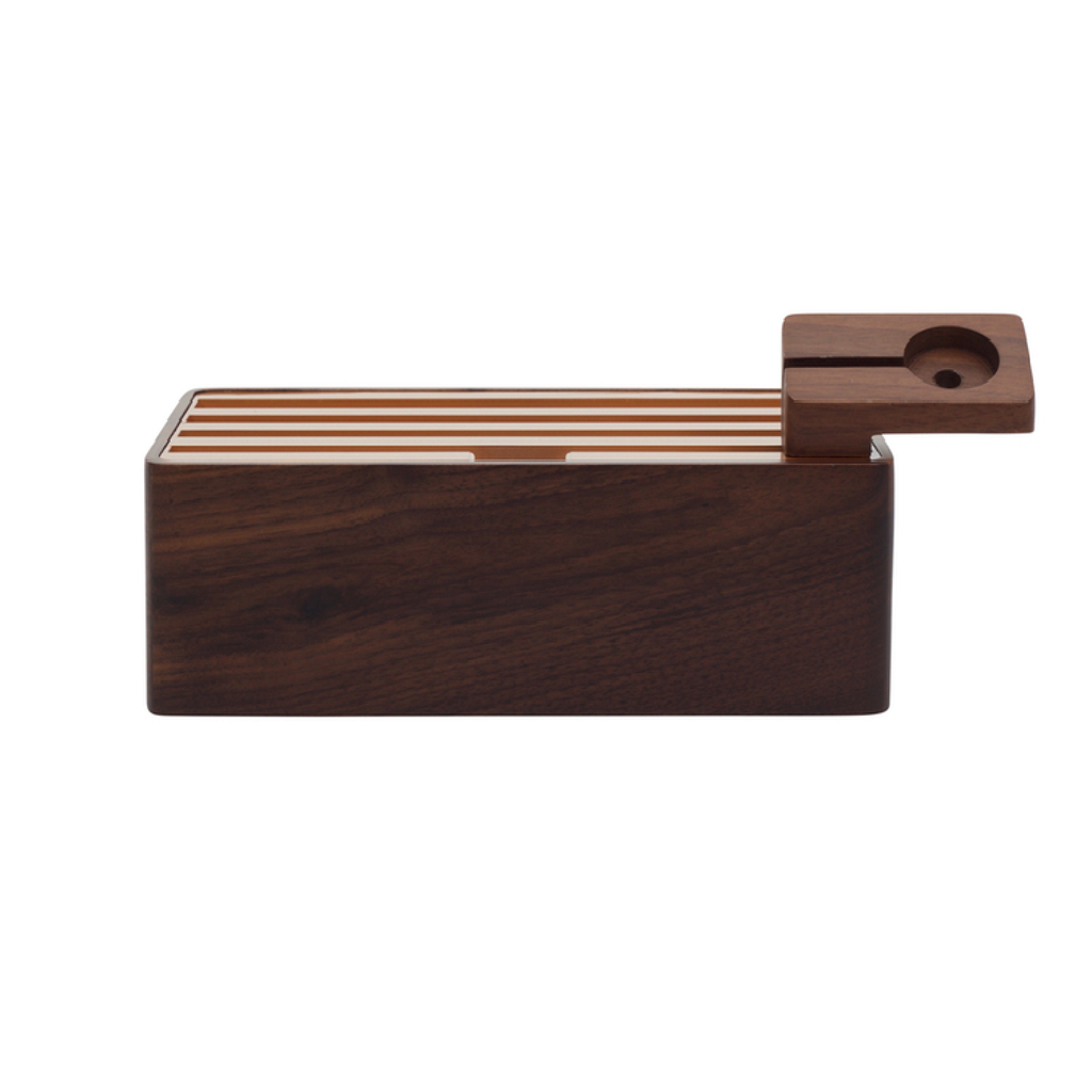 Medium Walnut & Bronze Package
