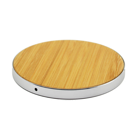 LuxeTech Wireless Pad - Bamboo