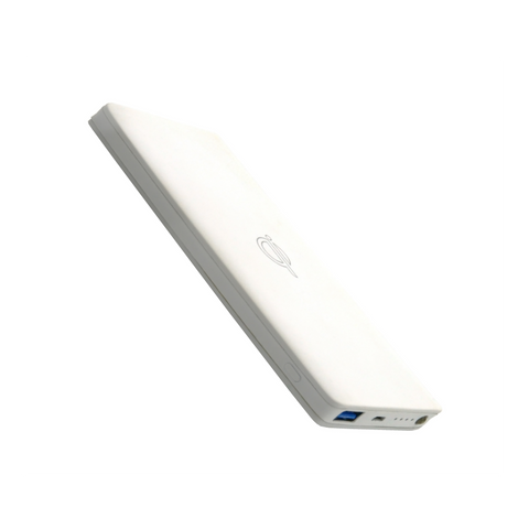 ALLDOCK Wireless Powerbank To-Go White