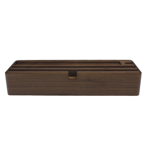 ALLDOCK Classic Extra Long Walnut