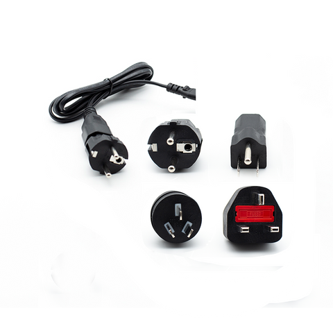 ALLDOCK Travel Cable and Plug Adapters