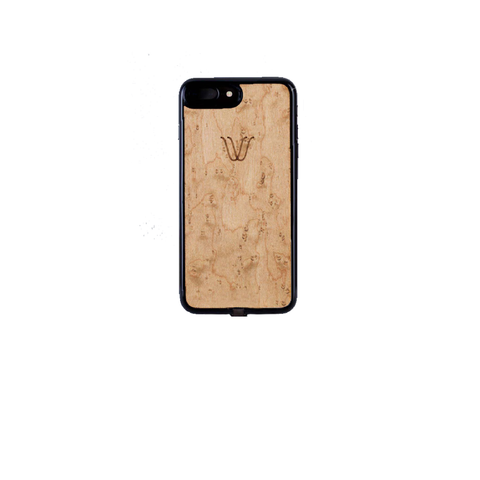 Woodie Wireless iPhone 6/7 Cover Erable