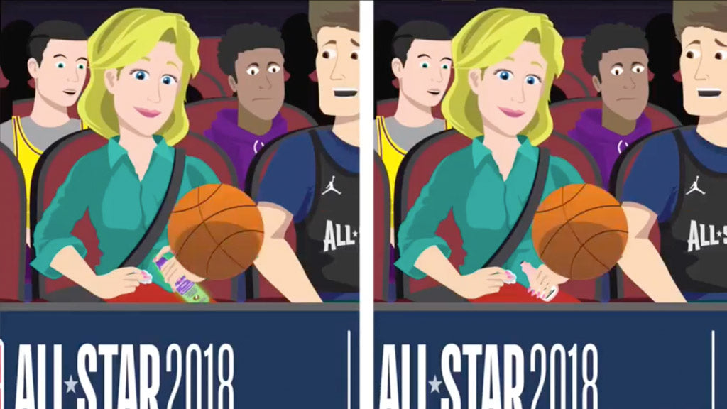 Watching the NBA All-Stars