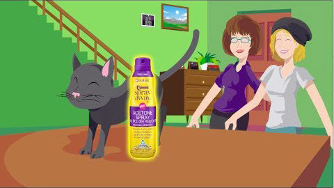 Finally! Pet Friendly Polish Remover