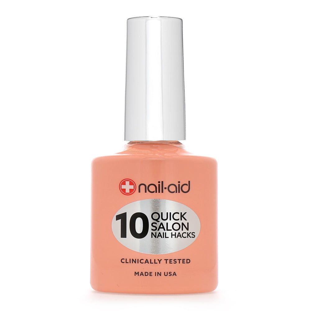 10 Quick Salon Nail Hacks